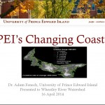 PEI's Changing Coast